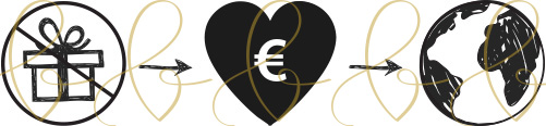 Hochzeitseinladung Geld wünschen